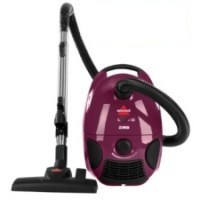 BISSELL Zing Bagged Canister Hardwood Floor Vacuum, 4122