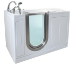 Acrylic Vs Fiberglass Tubs – Which is Best for Seniors?