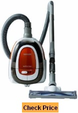 BISSELL Hard Floor Expert Bagless Canister Vacuum 1154