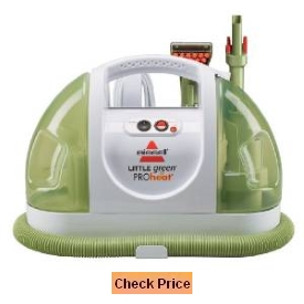 Bis Little Green Proheat Carpet Cleaner Model 14259