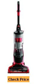 BISSELL PowerGlide Pet Vacuum 1305 with Pet TurboEraser Tool