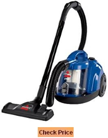BISSELL Zing Rewind Bagless Canister Vacuum Cleaner