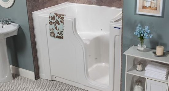 Bath Tub for Elderly