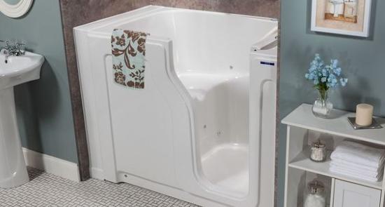 Bath Tub for Elderly