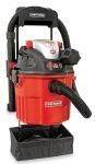 Craftsman Wall Mount Wet and Dry Vacuum Shop Vac