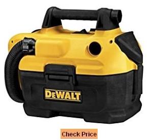 DEWALT DCV581H 18 20-Volt MAX Cordless Corded Wet-Dry Vacuum
