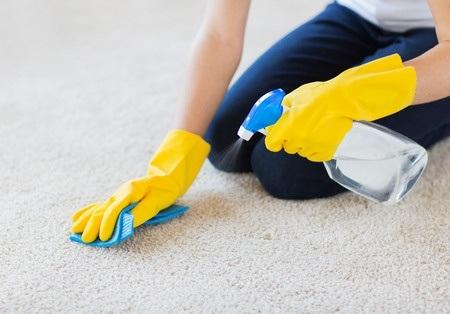 Deorderizing a Carpet