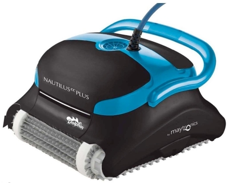 Dolphin 99996403-PC Dolphin Nautilus Plus Robotic Pool Cleaner