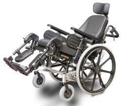 EV Rider Spring HW1 Manual Wheelchair