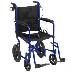 Expedition Lightweight 12 Inch Rear Wheel Transport Chair