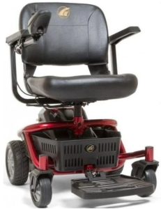 Golden Technologies LiteRider Envy GP162B Power Chair PTC