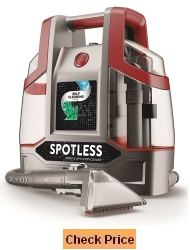 hoover fh11300pc spotless portable carpet upholstery spot cleaner