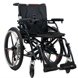 Hover Model H Hybrid Manual and Power Chair in One