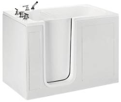 MTI Basics Walk-In Tub
