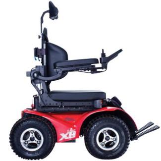Magic Mobility Extreme X8 All Terrian Power Wheelchair