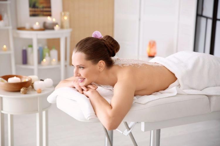 Massage is SPA Salon