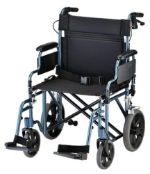 Nova Medical 22 Inches Transport Chair