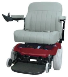 PaceSaver Scout Boss 675 Bariatric Wheelchair