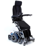 Power Assist Stand Wheelchair