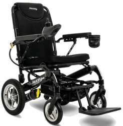 Pride Jazzy Passport Folding Power Chair JZPASS