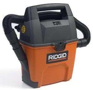 RIDGID Wet Dry Vacuums VAC3000 Portable Wet Dry Vacuum Cleaner