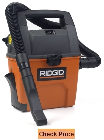 RIDGID Wet Dry Vacuums VAC3000 for Car