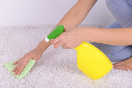 Removing Urine Smell from Carpet