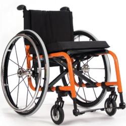 TiLite Aero X Foldable Ultralight Wheelchair