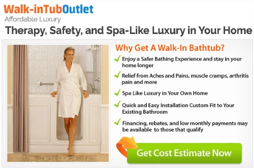 Walk in TubOutlet