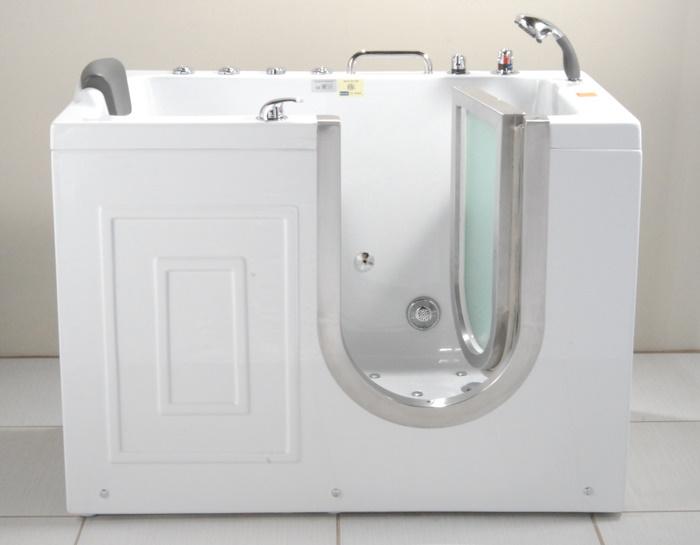 Walk in Tub With Door Opening Inside